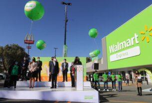 Walmart Express Oradores Naucalpan