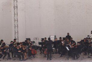 Gran debut de la Sinfónica Juvenil Naucalpanse