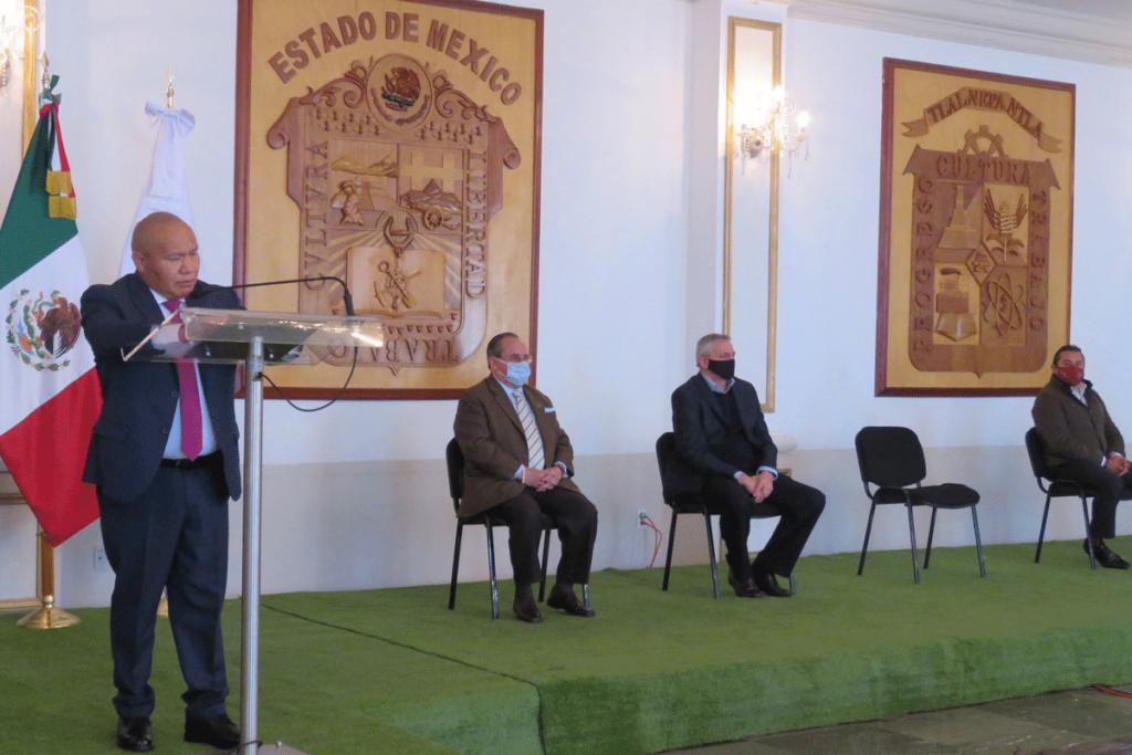 El alcalde Raciel Pérez Cruz explica los alcances económicos y sociales de Punta Azul