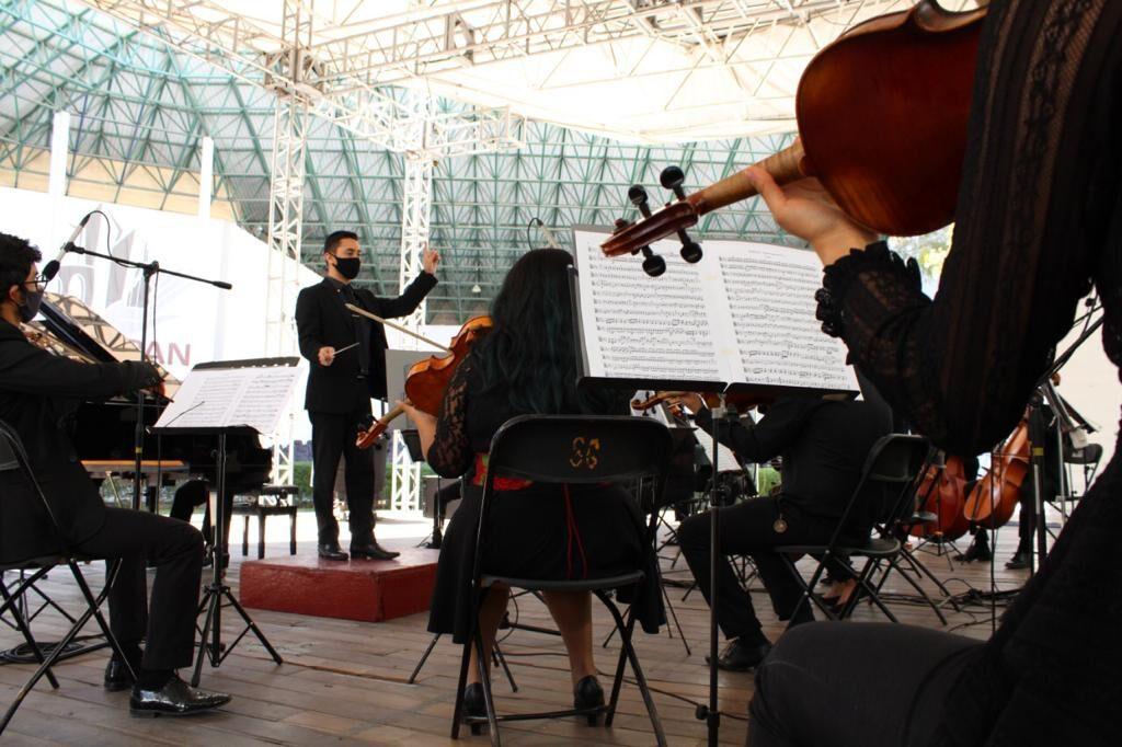 Continua el homenaje a Beethoven por la Sinfónica Juvenil Naucalpense