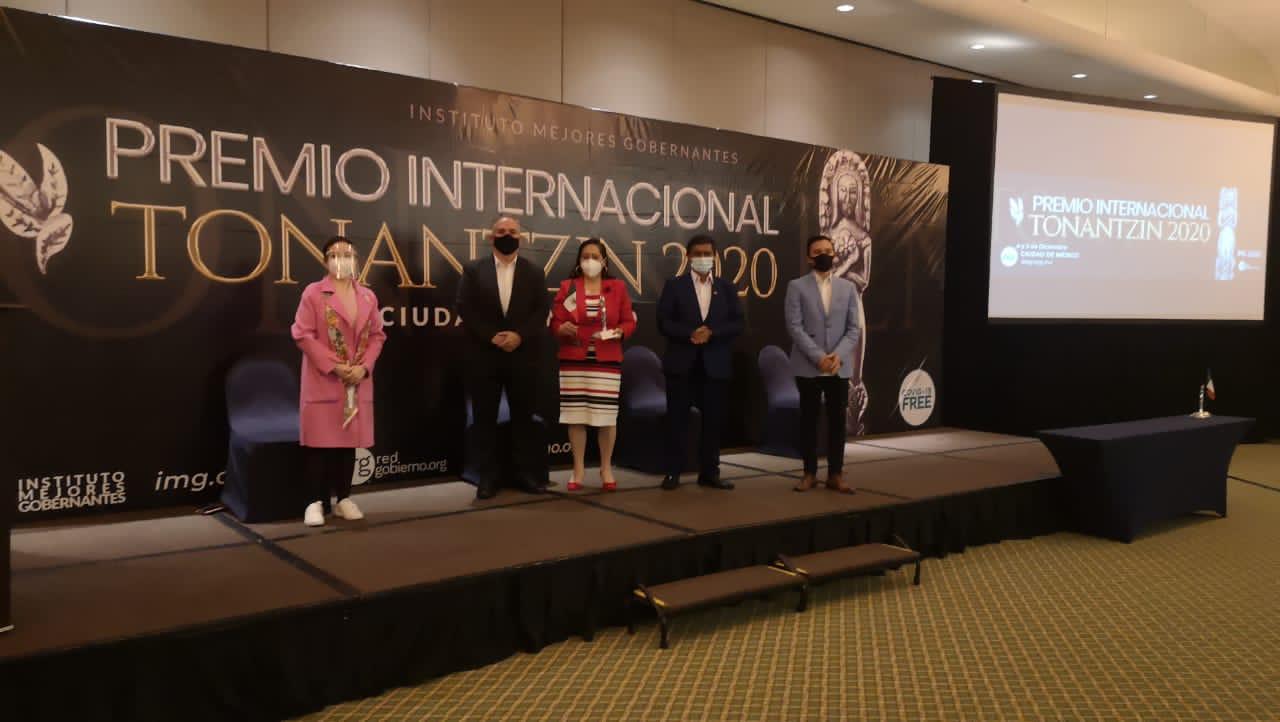 Premio al DIF Almoloya
