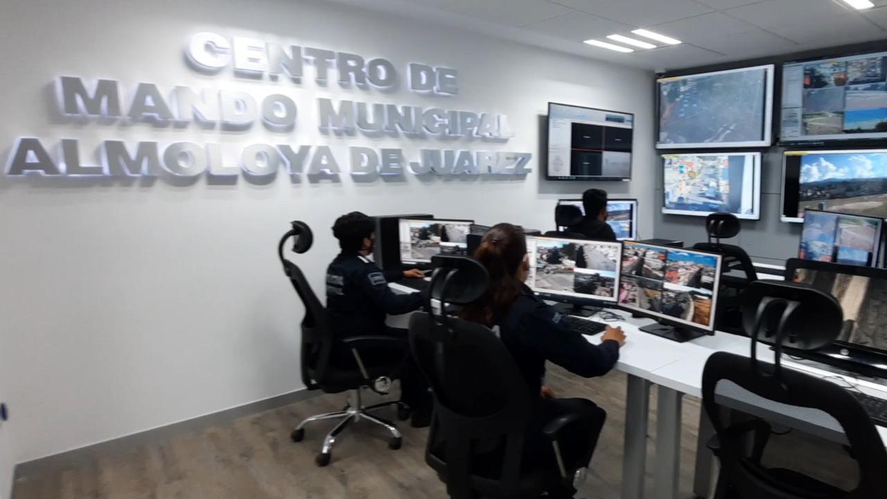 Nuevo equipo funciona en el C2 de Almoloya de Juárez