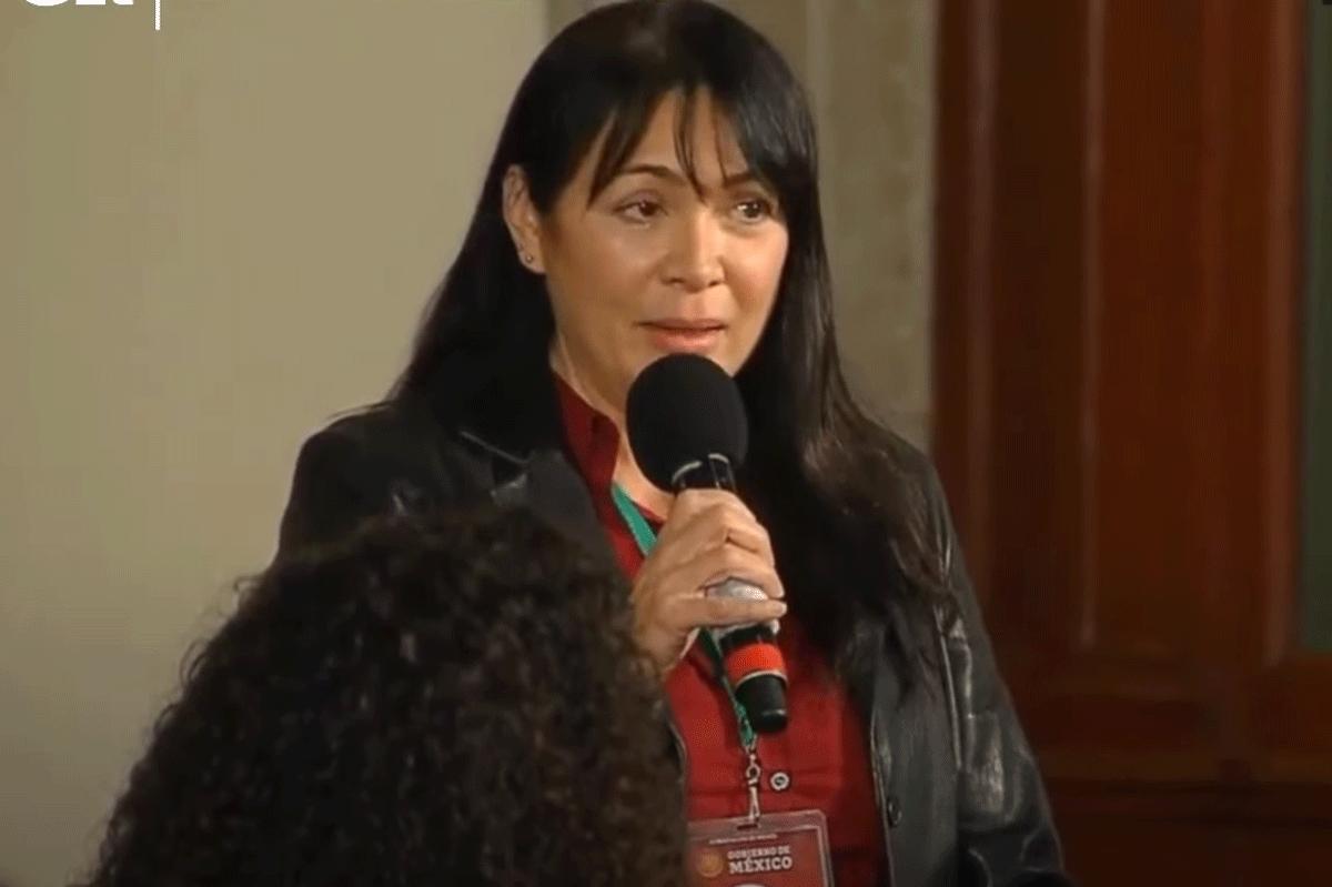 Judith Valenzuela logra la liberación de su hijo