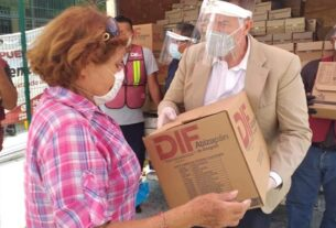Director de DIF Atizapán,Francisco Ledesma Llaca