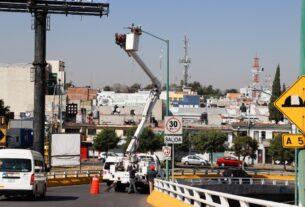 Mejorar alumbrado público en Cuautitlán