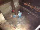 Reparan un tanque de agua que abastece a gran zona de Cuautitlán