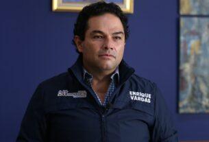 El presidente de Huixquiluca, Enrique Vargas del Villar se declara listo para iniciar vacunación