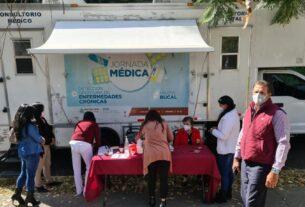 Servicios médicos, podas y limpieza atienden de forma emergente en Naucalpan