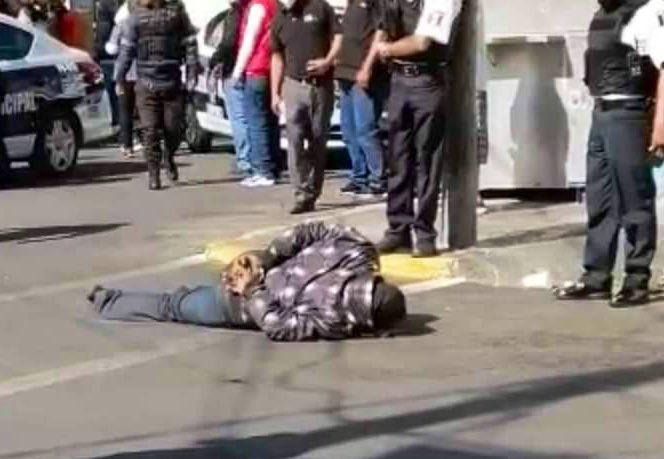 El detenido por el asesinato de dos policías y el frustrado robo en Tlalnepantla