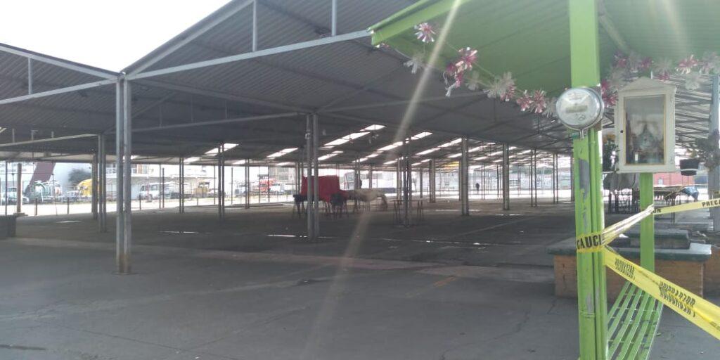 Plazas ganaderas deberán permanecer inactivas en Almoloya de Juárez