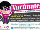 Programa de vacunación en Cuautitlán
