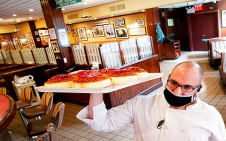 En situación crítica los restaurantes