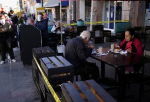 Abrirán restaurantes con terrazas en Estado de México