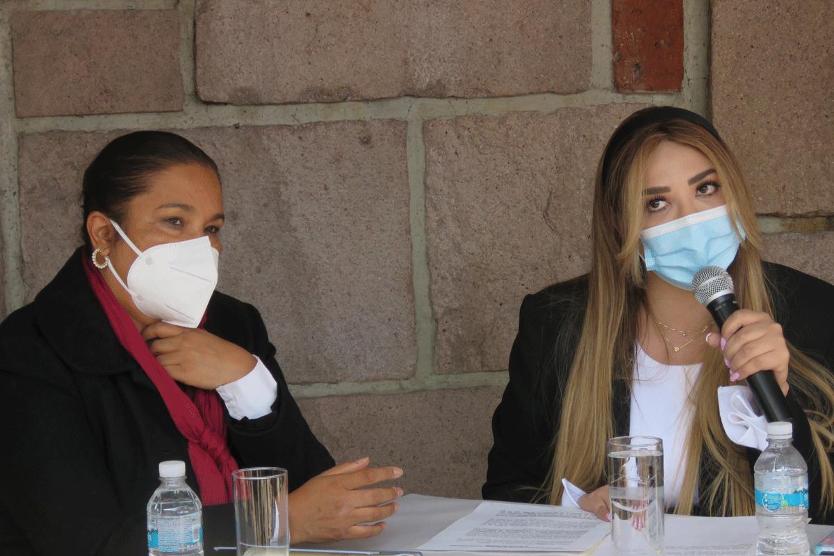 Mujeres de Morena exigen al menos 50 por ciento de candidaturas en municipios importantes del Estado de México
