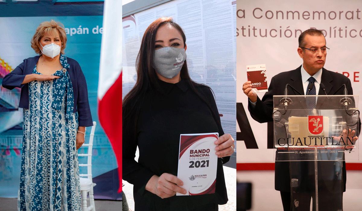 Ruth Olvera Nieto, Patricia Durán y Ariel Juárez y sus nuevos Bandos