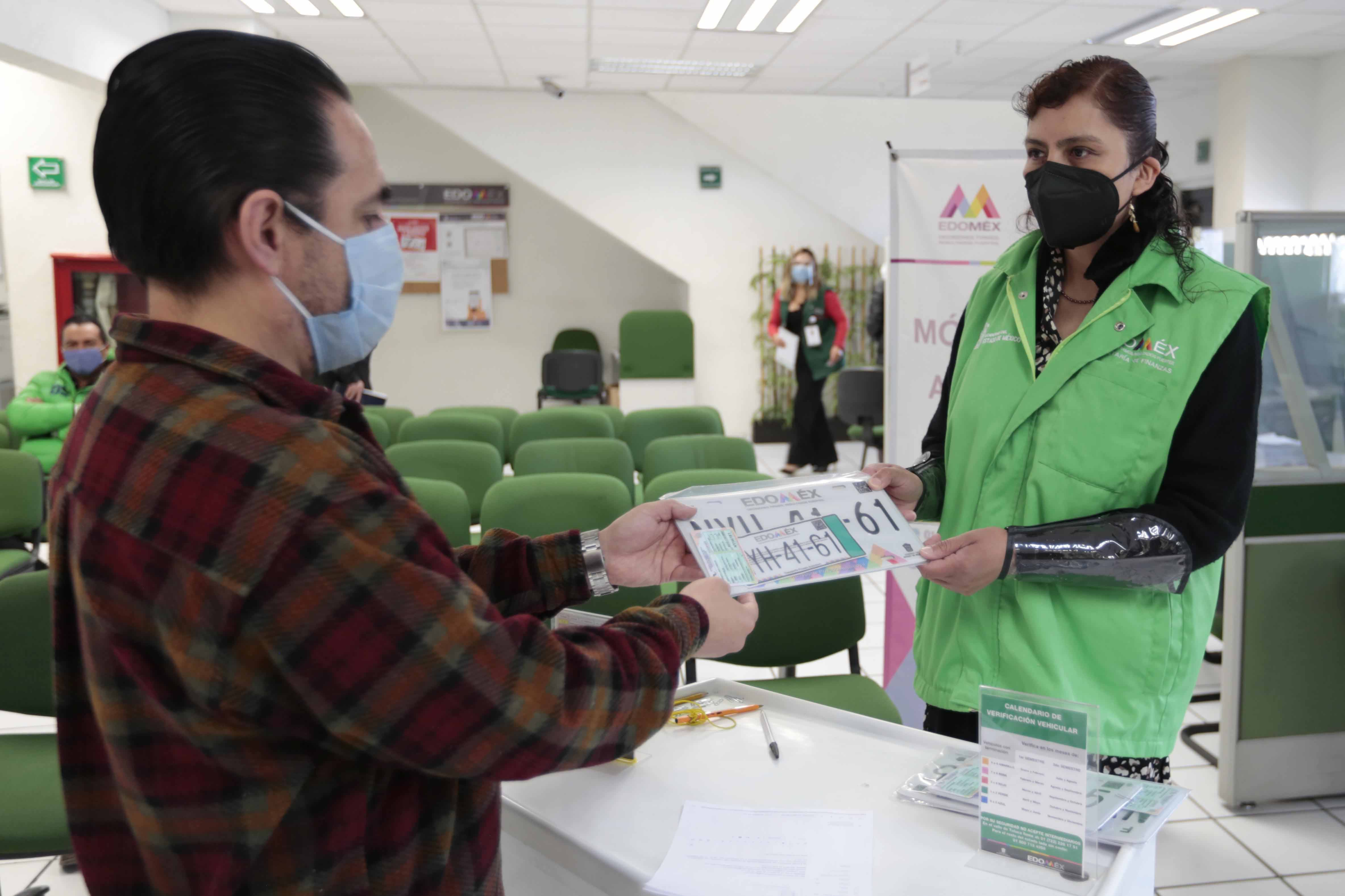 Extiende gobierno del Edomex hasta 30 de abril subsidios en pago de refrendo y reemplacamiento