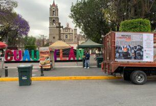 Módulo de reciclaje de productos electrónicos en Cuautitlán