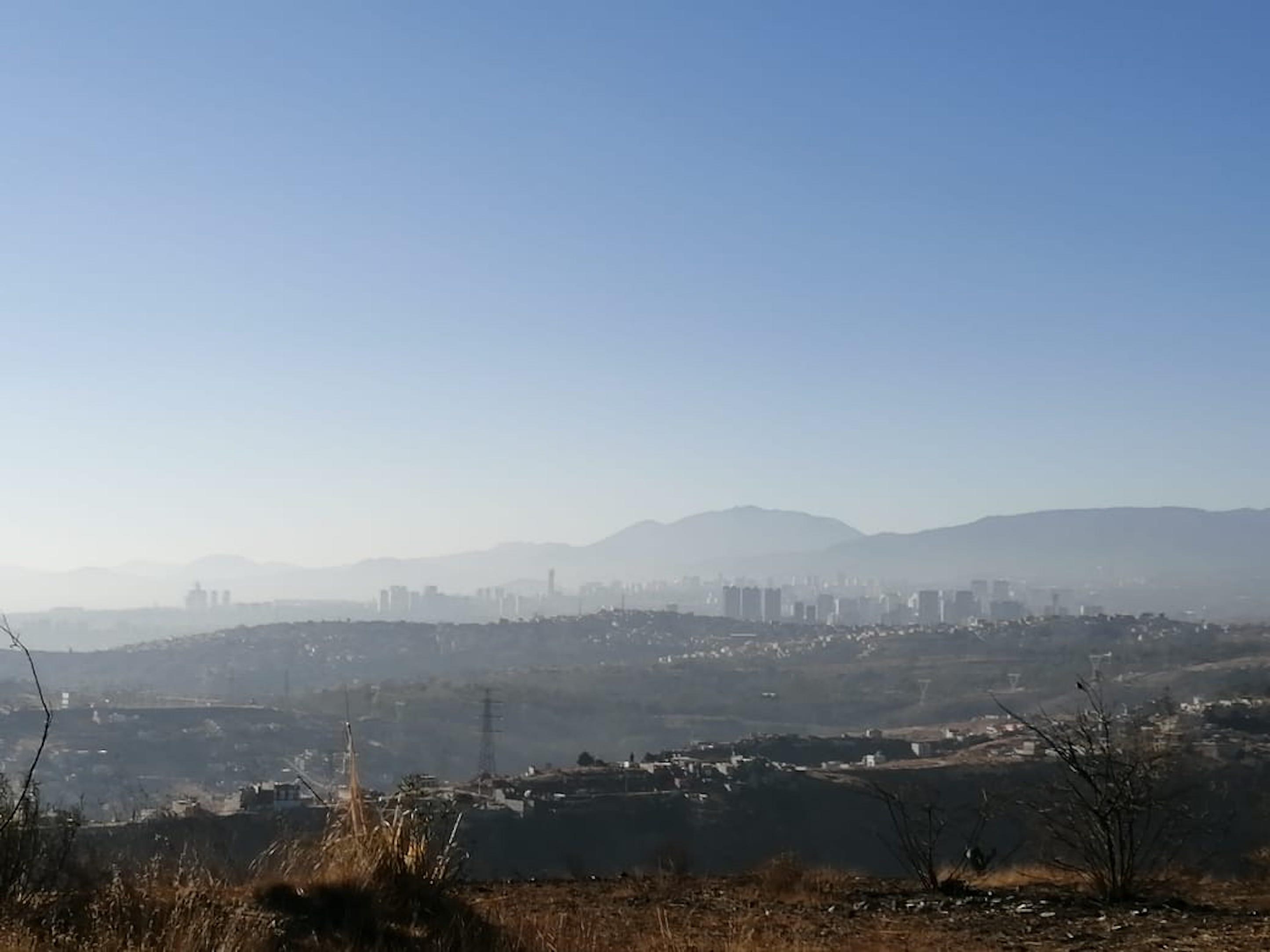 Los cerros de Rincón Verde y la presión demográfica sobre Naucalpan no se detiene