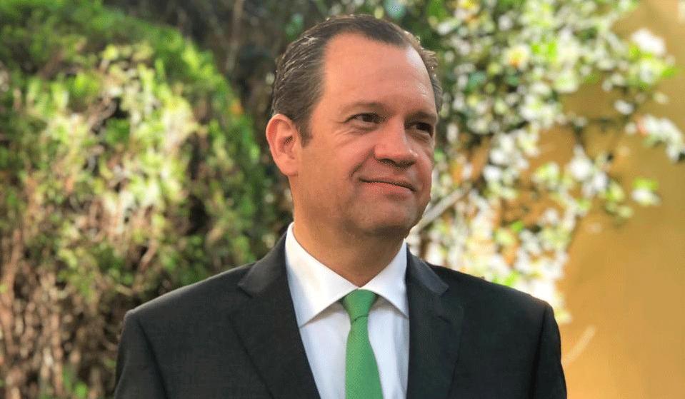 René Bolio, presidente de la Comisión Mexicana de Derechos Humanos (CMDH)