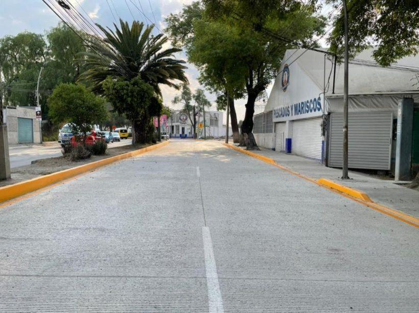 Más de 15 mil vehículos circulan a diario por la Calzada de Guadalupe, en Cuautitlán