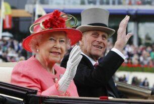 El príncipe de Edomburgo, Felipe, dejó el mundo y a su reina