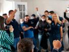 Petistas y militantes de Morena se unieron al proyecto de Romina Contreras