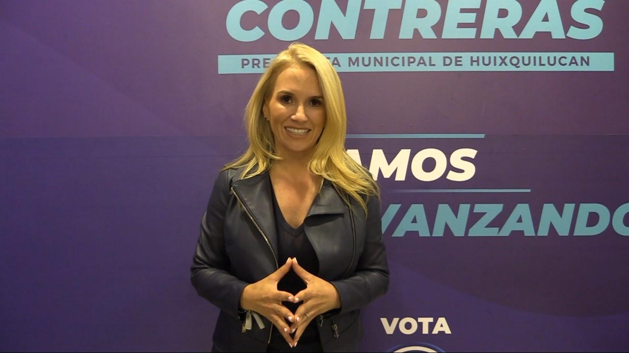 Romina Contreras ganadora