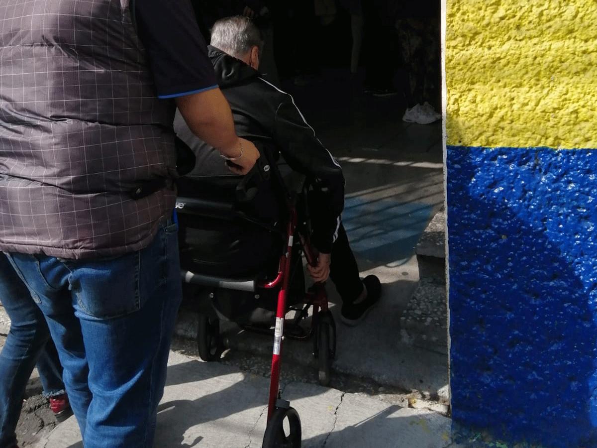Dificultades para votar en Naucalpan