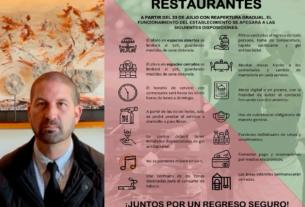 Afecta a restauranteros semáforo naranja