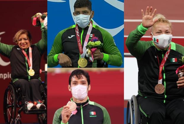 Los paralímpicos destacan en Tokio