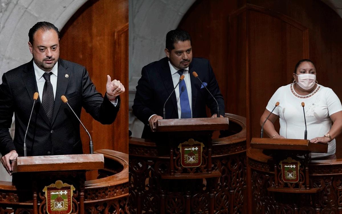 Diputados del PAN piden seguridad para el sur del Estado de México