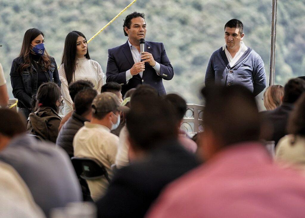Enrique Vargas del Villar exhorta a los jóvenes a demostrar que en el PAN están para servir