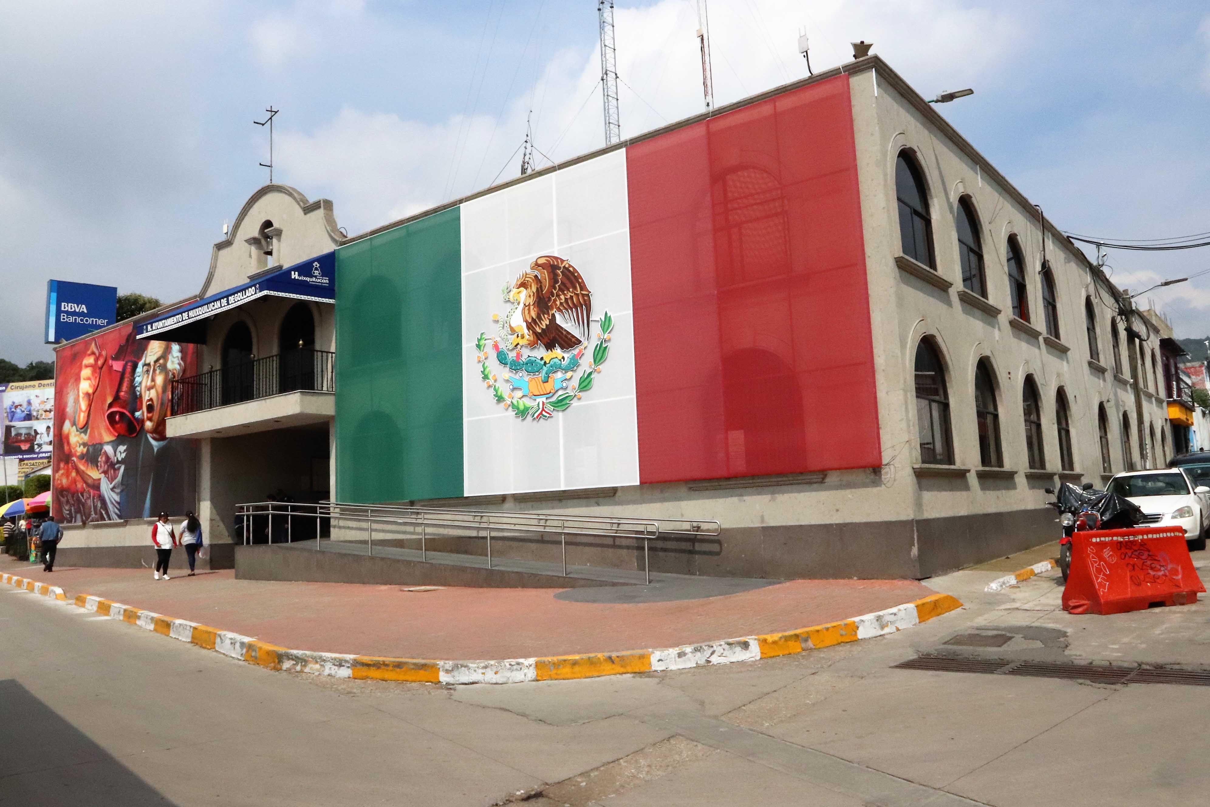 Omiten Fiestas Patrias en Huixquilucan por pandemia