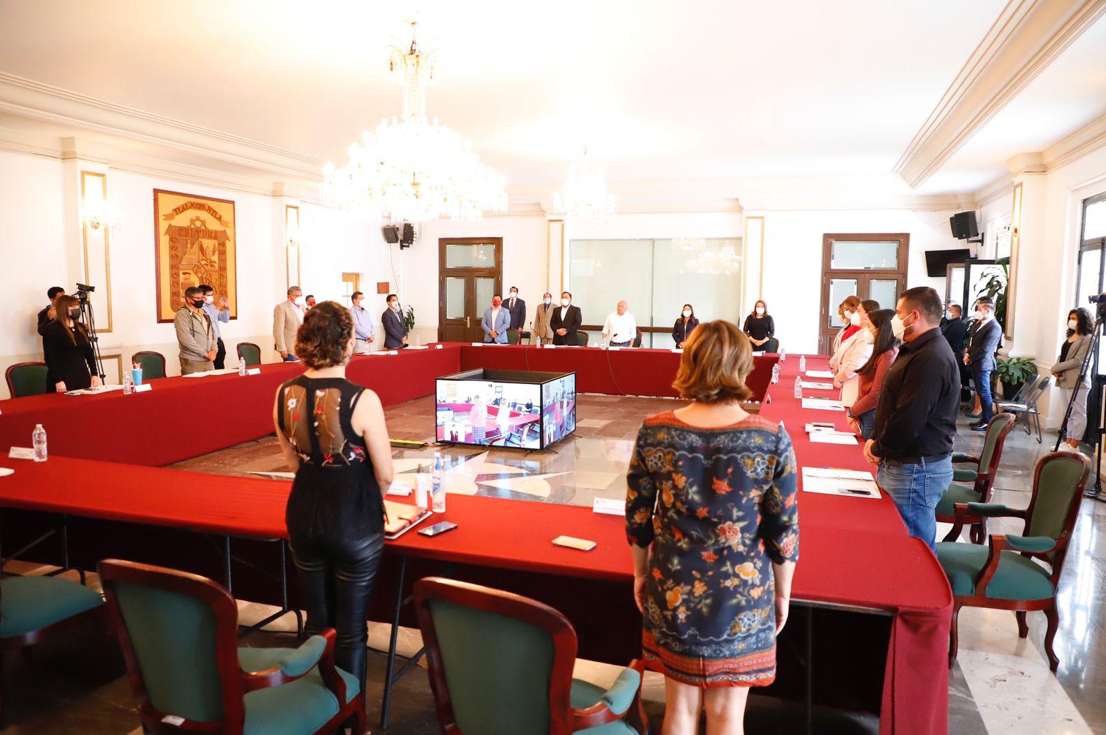 El pleno del cabildo aprobó modificar presupuesto en Tlalnepantla