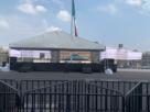 Secuestran el Zócalo de CDMX con eventos casi privados